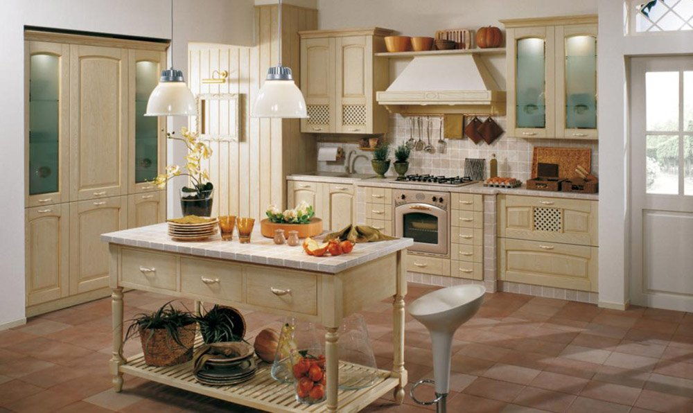 Awesome Cucine Stile Country Prezzi Photos - ubiquitousforeigner.us ...