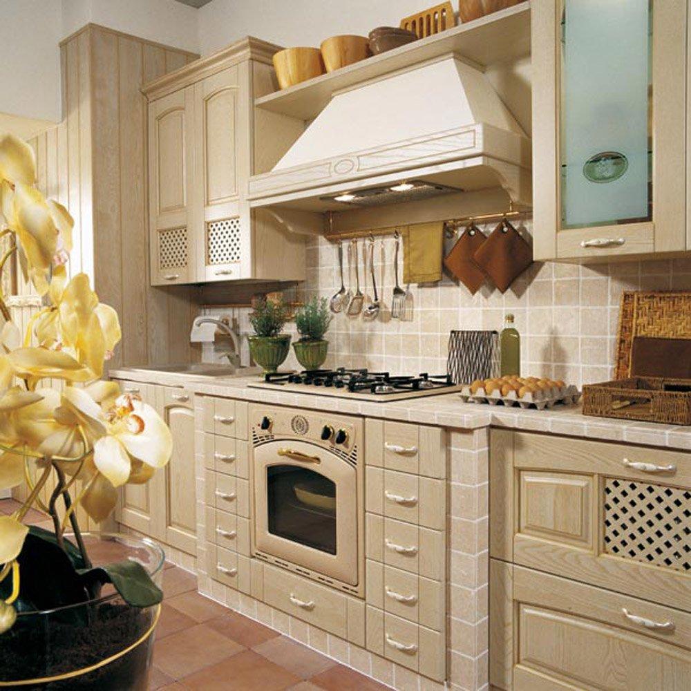Cucine in muratura cucina ginevra da stosa for Cucine in muratura