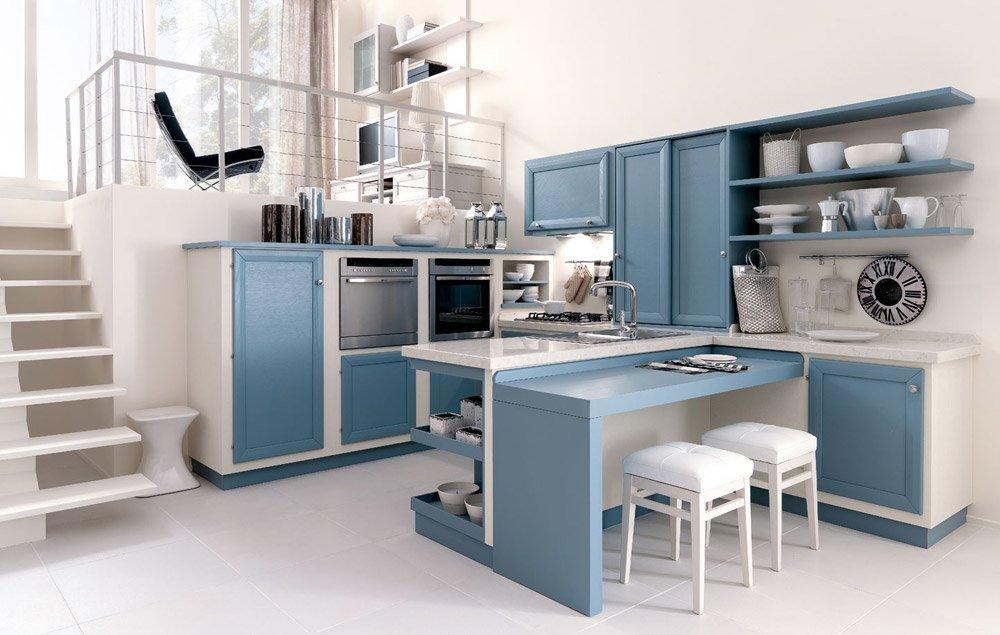 Cucine color carta da zucchero la scelta giusta for Cucine moderne harte