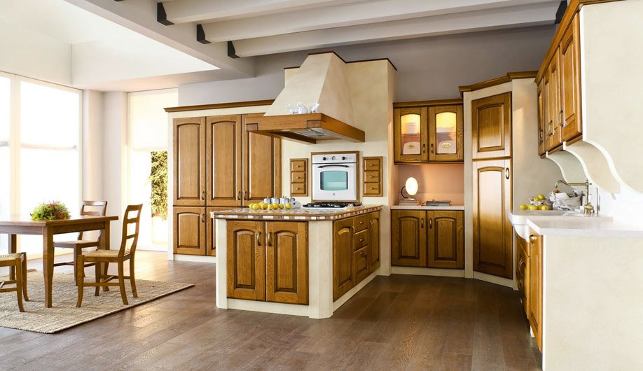 Cucine in muratura cucina diletta da arrex 1 - Immagini cucine in muratura ...
