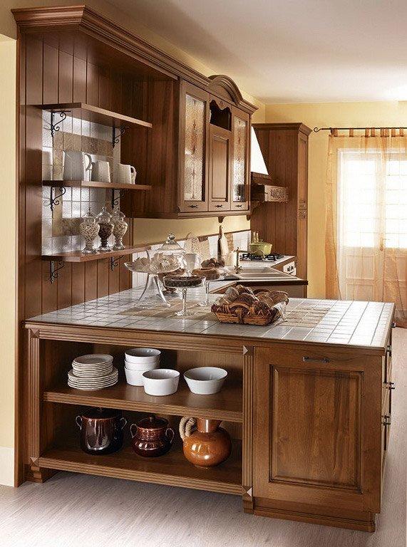 Cucine in muratura: Cucina La Noce da Astra
