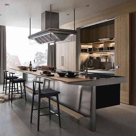 Kitchen Lignum et Lapis [a]