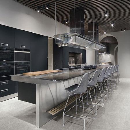 Kitchen Lignum et Lapis