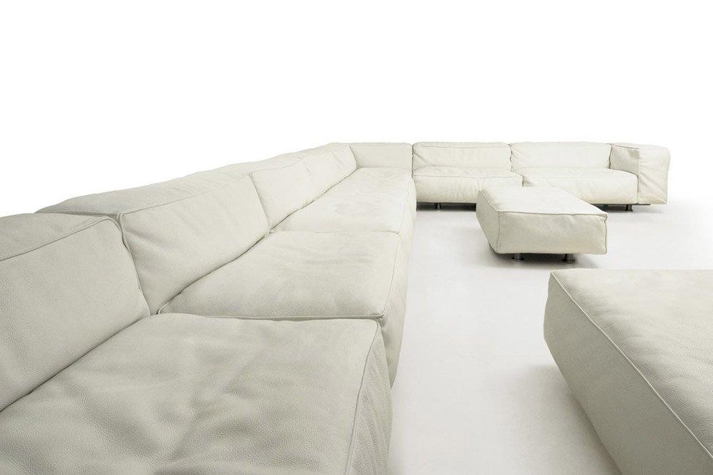 Divani angolari composizione sof da edra for Divani sofa varese