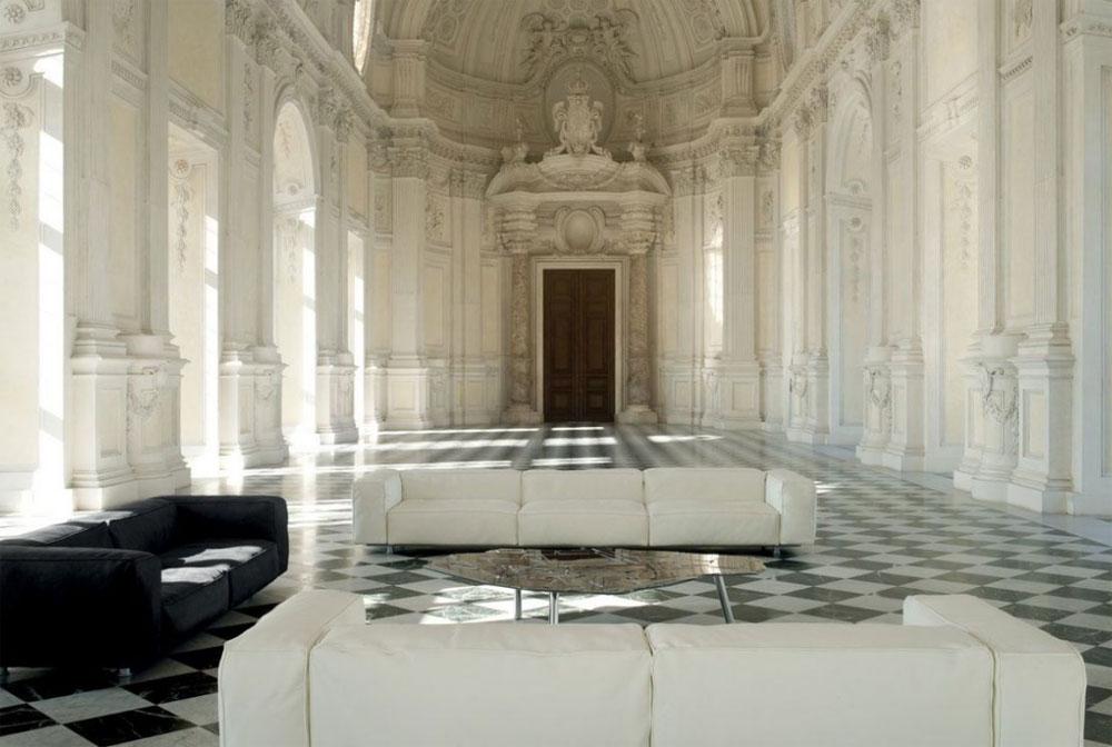 Divani angolari composizione sof da edra for Negozi divani trento