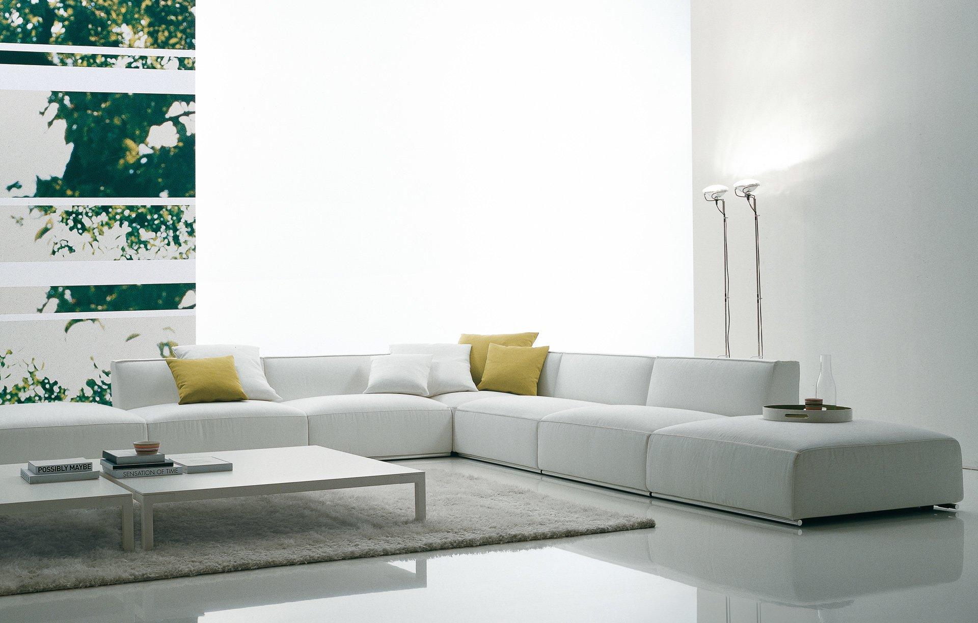 Corner Sofas Arrangement Shangai By Poliform