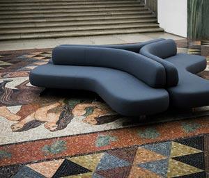 Sofakombination Stone