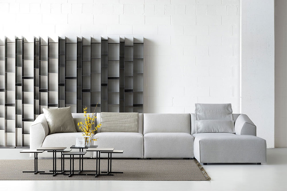 Modular Sofas Set Thea By MDF Italia