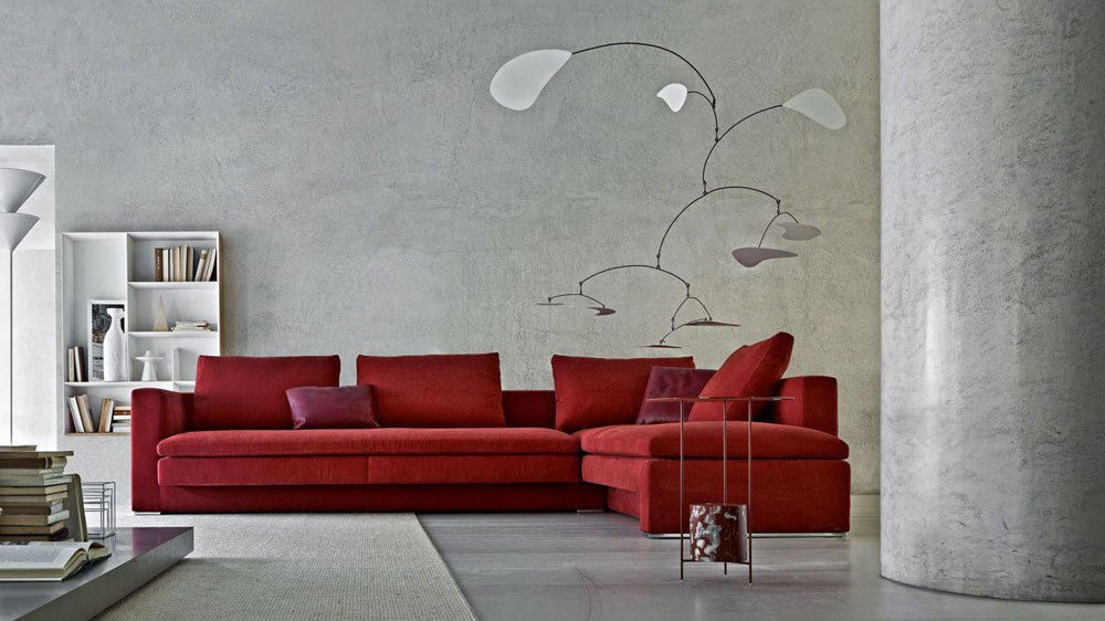 Modular Sofas Set Hi Bridge A By Molteni C