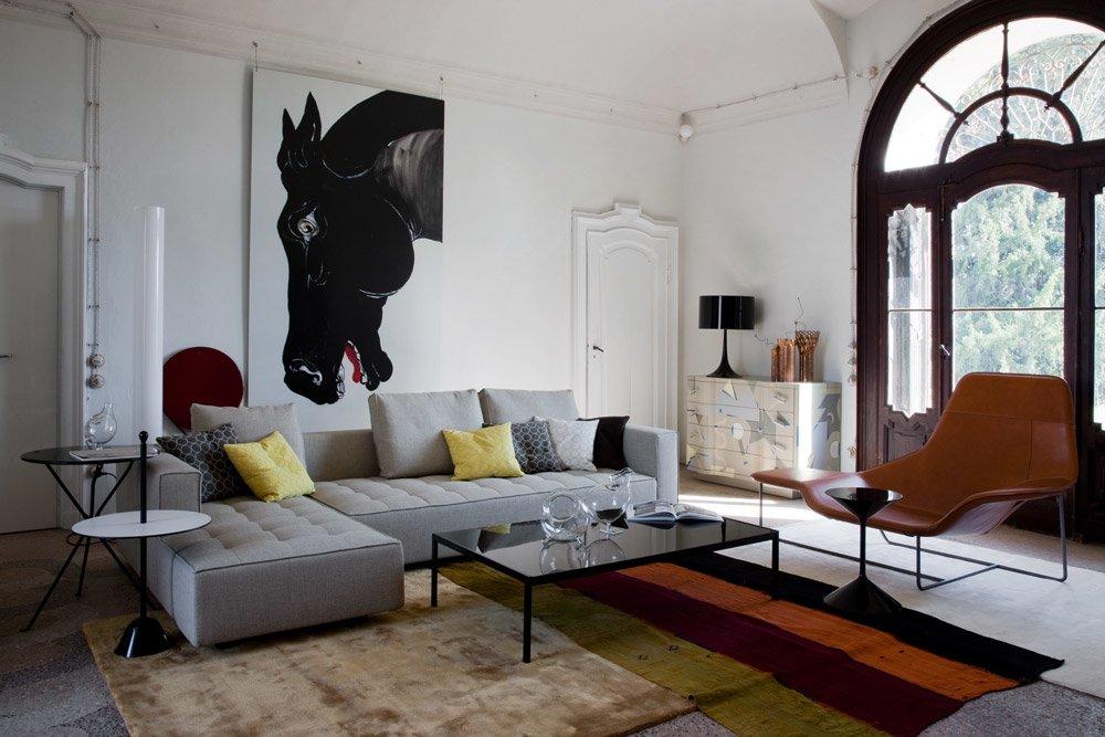 Modular Sofas Set Kilt By Zanotta