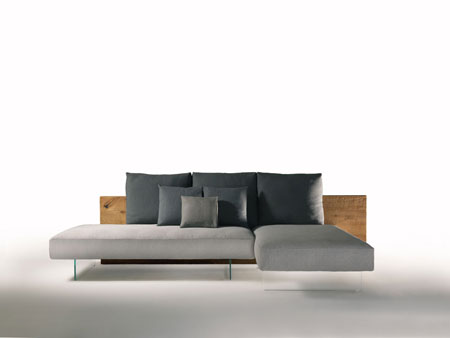 Sofa Air Wildwood Sofa by Lago