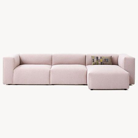 Sofakombination Spring