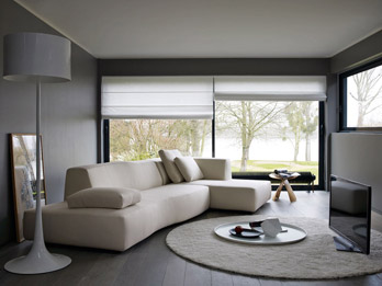 Set Bend-sofa