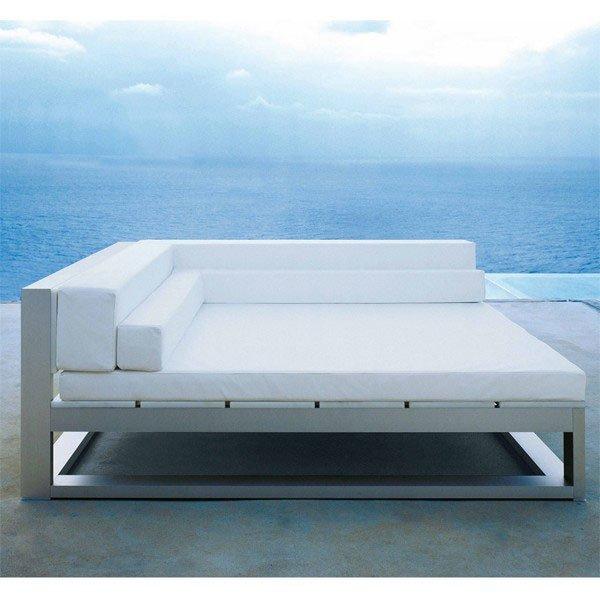 Gandia Blasco Gartensofas Sofa Cuadrado  Designbest -> Quadratisches Sofa