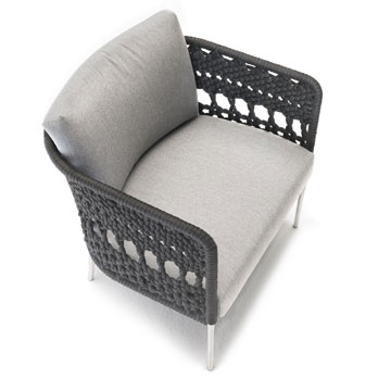 Armchair Tombolo by Living Divani