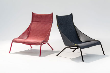 Armchair Tent by Moroso