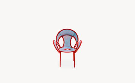 Small Armchair Banjooli