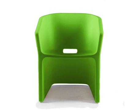 Petit Fauteuil Sliced Chair