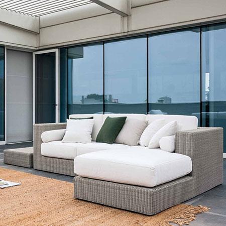 Sofa Sunstripe