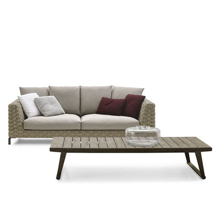 Sofa Ray Outdoor Natural