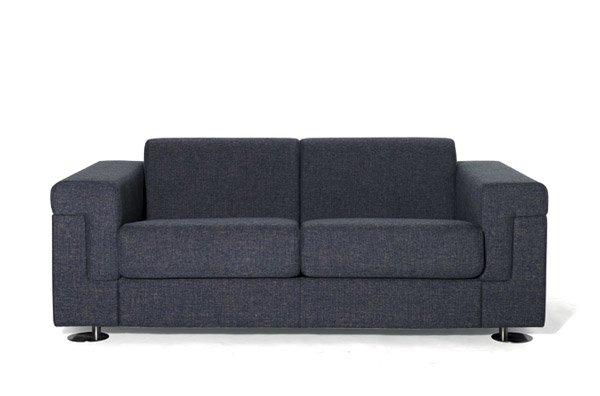 Divani due posti divano d120 da tecno for Outlet webmobili