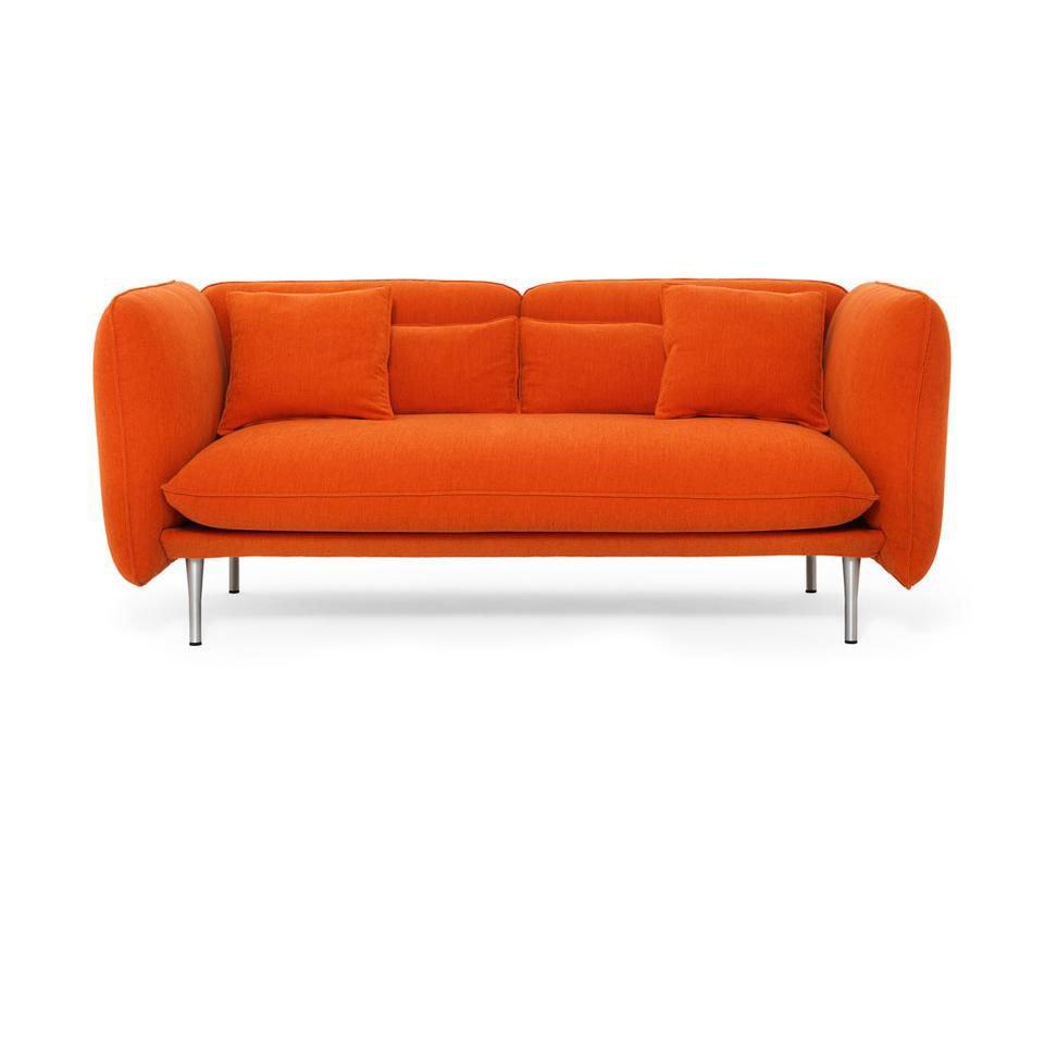 Divani due posti divano yuva da de padova for De padova divani