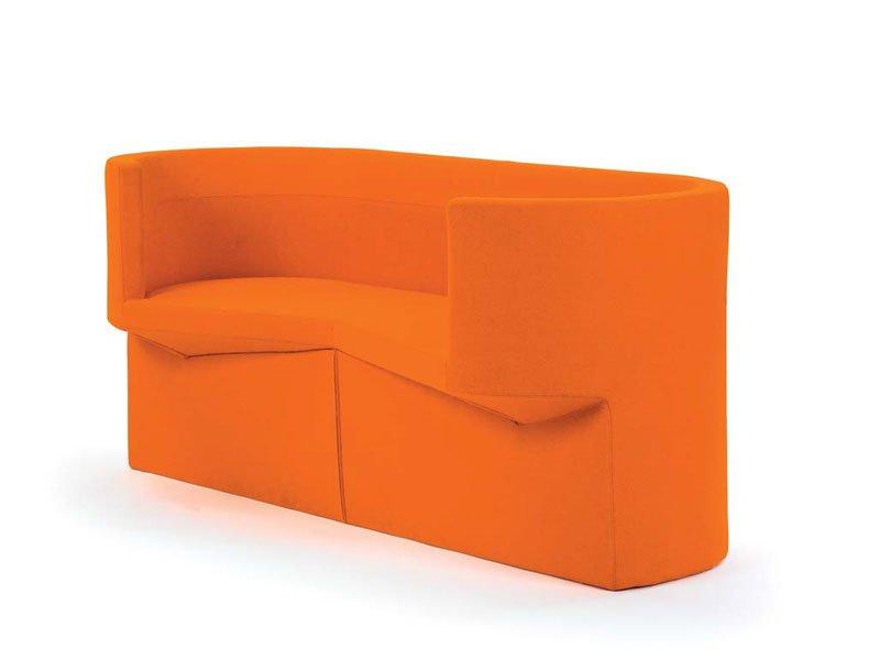 Divani due posti divano odin da classicon for Caprotti arredamenti