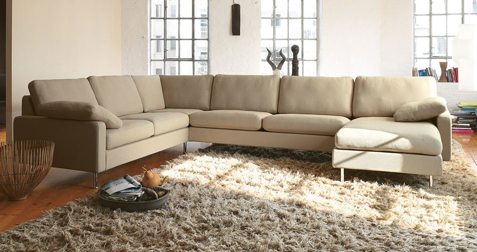 cor zwei sitzer sofas sofa conseta designbest. Black Bedroom Furniture Sets. Home Design Ideas