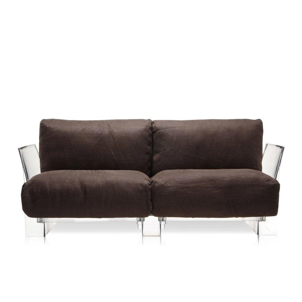 kartell zwei sitzer sofas sofa pop designbest. Black Bedroom Furniture Sets. Home Design Ideas