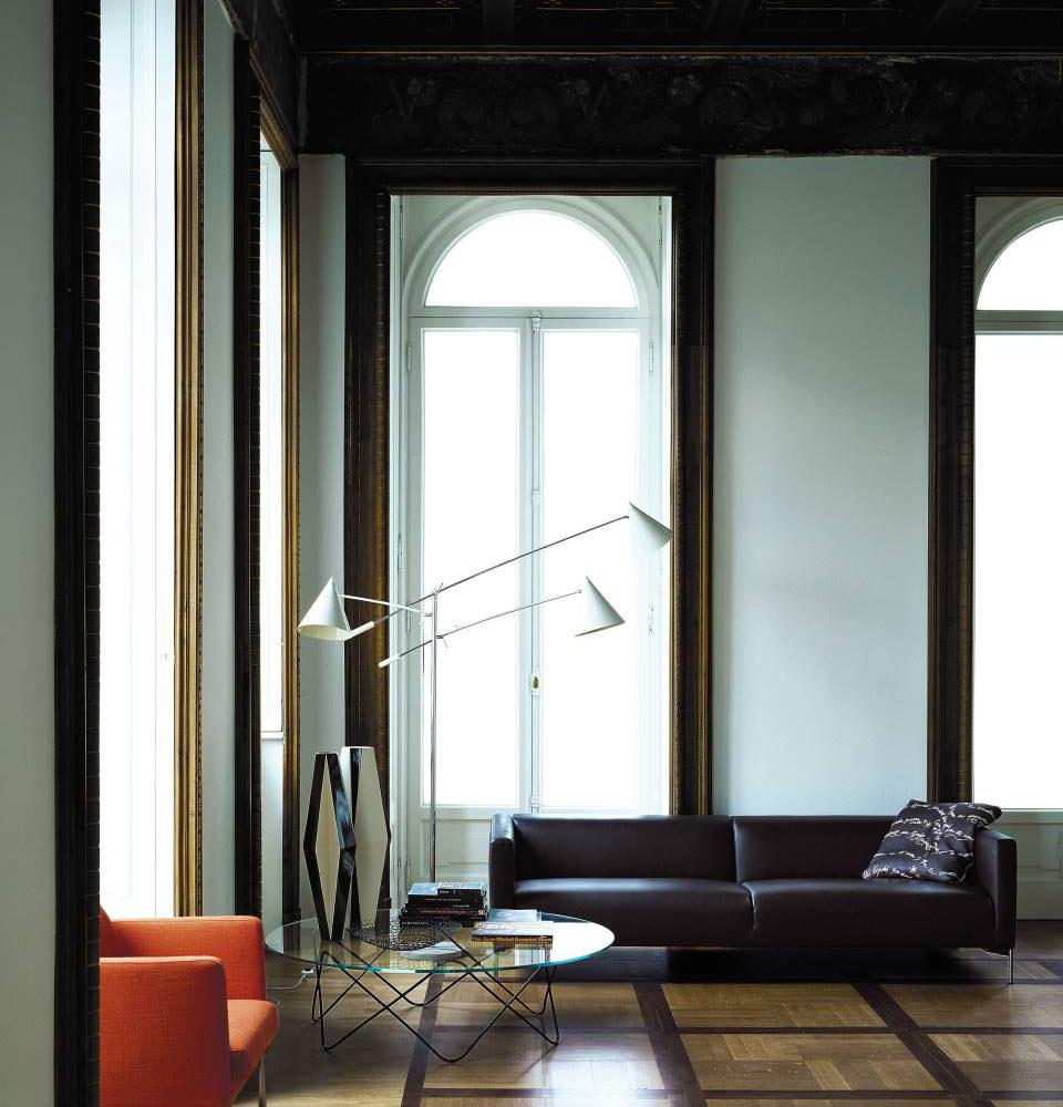 living divani zwei sitzer sofas sofa twin designbest. Black Bedroom Furniture Sets. Home Design Ideas