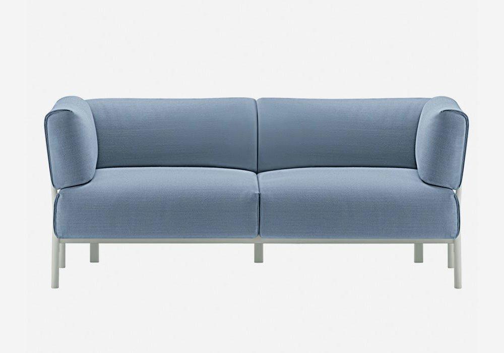 Divani due posti divano eleven da alias for Designbest outlet