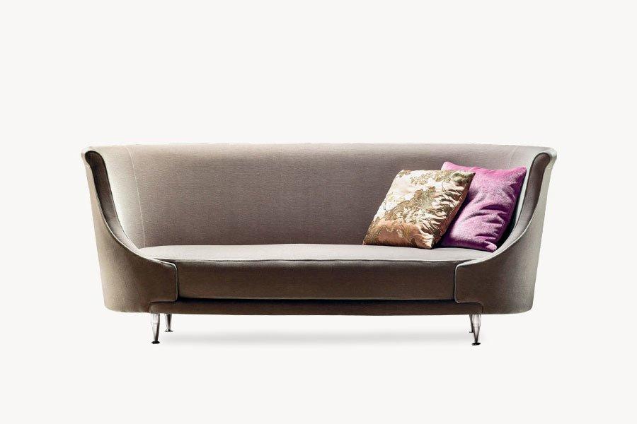 moroso zwei sitzer sofas sofa newtone ovale designbest. Black Bedroom Furniture Sets. Home Design Ideas