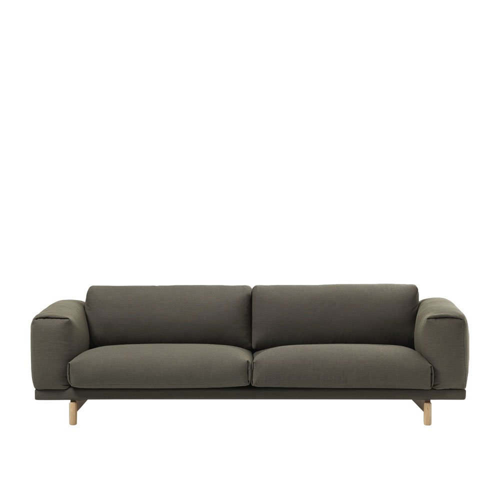 two seater sofas sofa rest by muuto. Black Bedroom Furniture Sets. Home Design Ideas