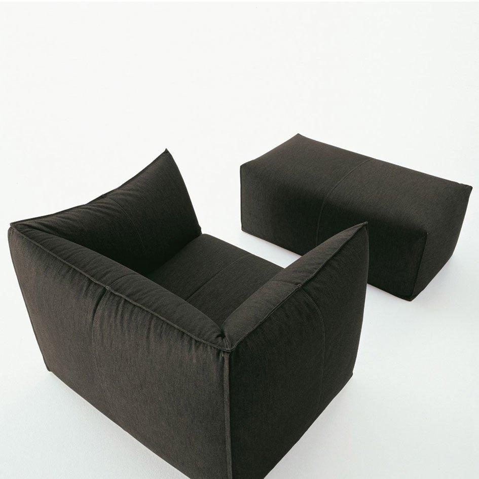 b b italia zwei sitzer sofas sofa bibambola designbest. Black Bedroom Furniture Sets. Home Design Ideas