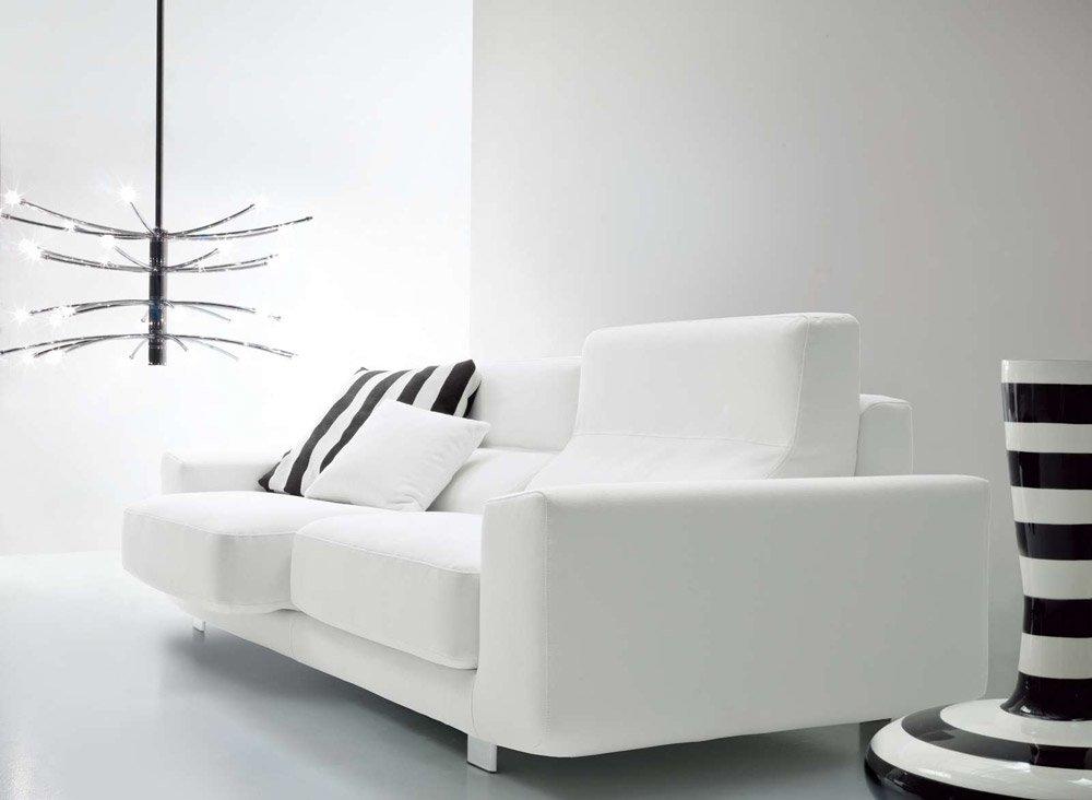 Divani due posti divano klaus da bontempi casa - Klaus divani e divani ...