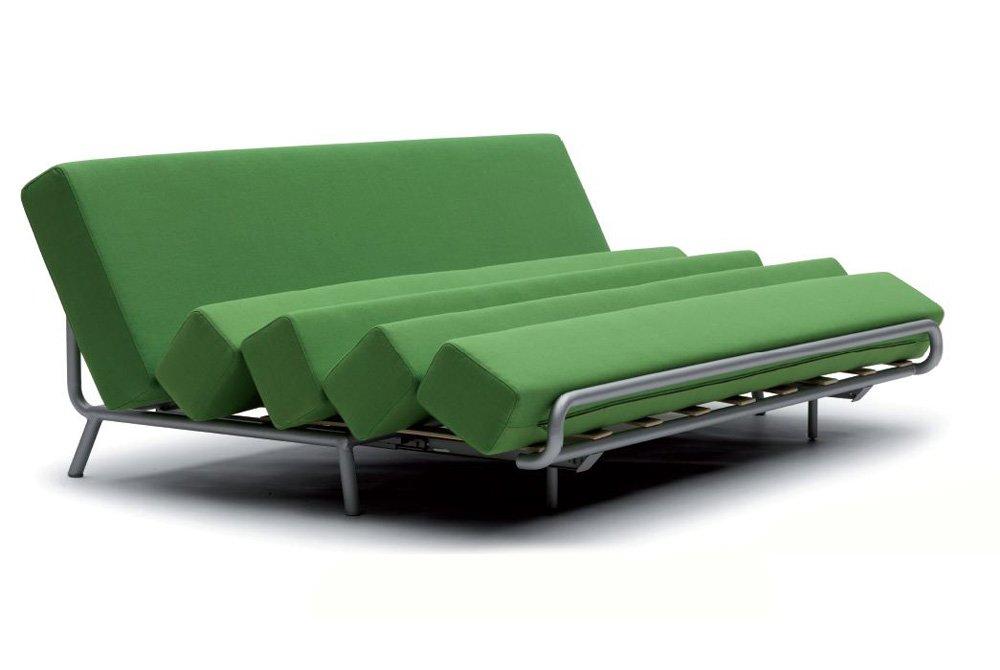 Divani letto divano letto slash da campeggi for Divano letto campeggi