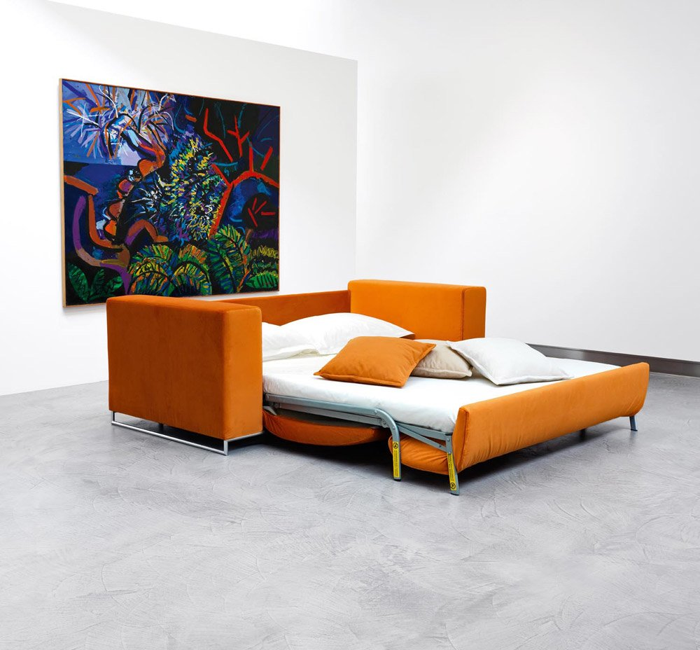 Divani letto divano letto samoa da orizzonti italia for Divani letto trento