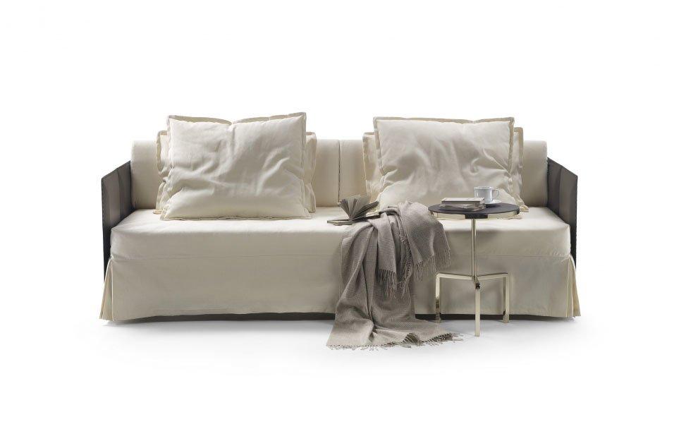 sofa beds sofa bed eden by flexform. Black Bedroom Furniture Sets. Home Design Ideas