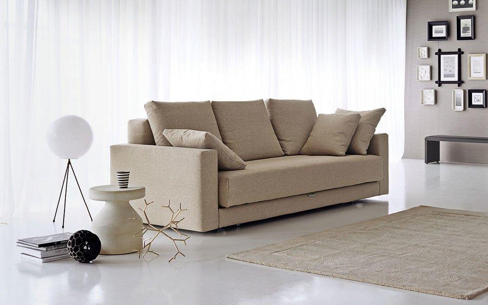 Divani letto divano letto piazzaduomo da flou - Divani letto 1 piazza ...