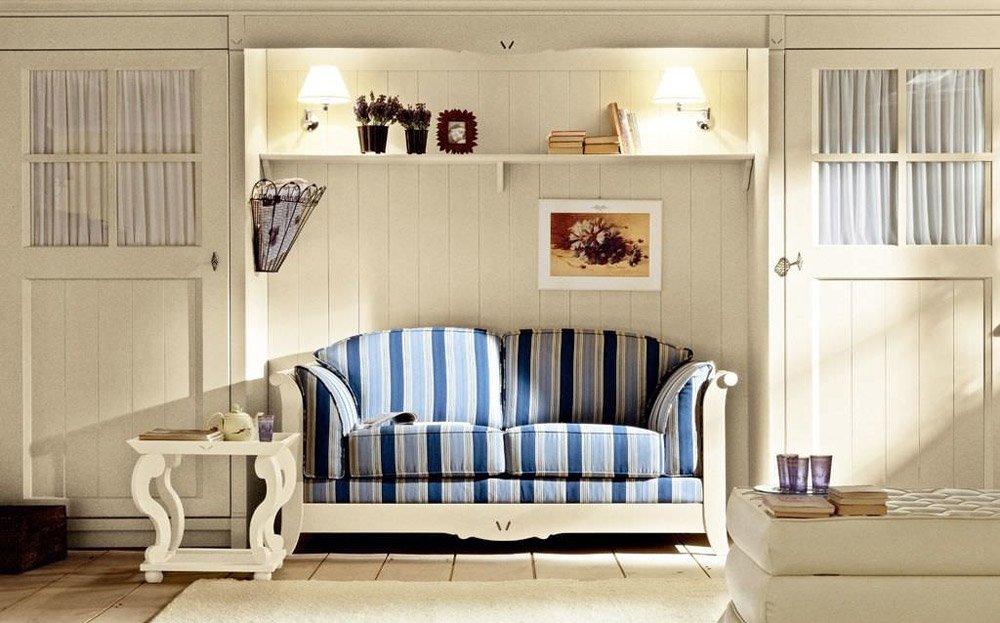 Divani Letto Country Chic ~ Idee per il design della casa