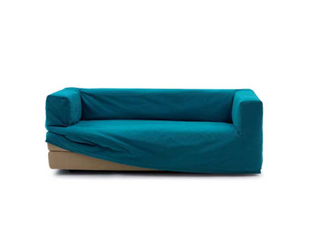 Sofa-bed Quartetto