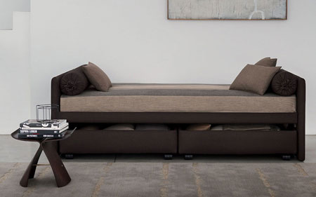 Sofa-bed Duetto