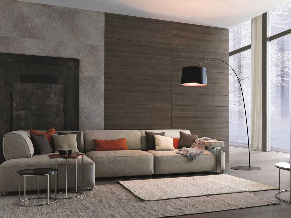 Four seater sofas sofa cannes by misuraemme for Sofa exterior esquina