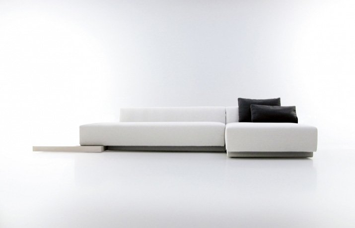 Four Seater Sofas Sofa Mass By Viccarbe