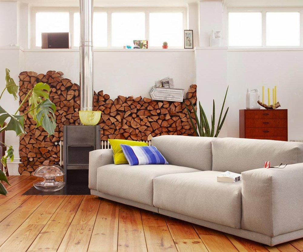 Divani quattro o pi posti divano place sofa da vitra for Divano quattro posti