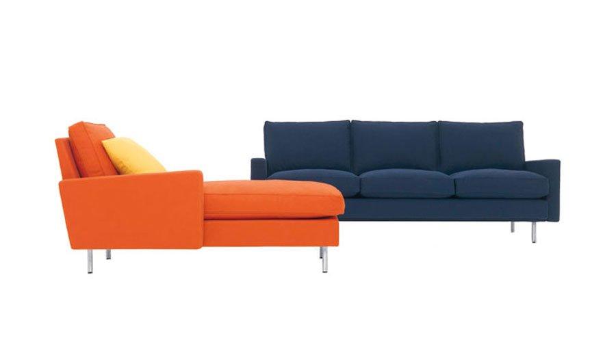 three seater sofas sofa square by de padova