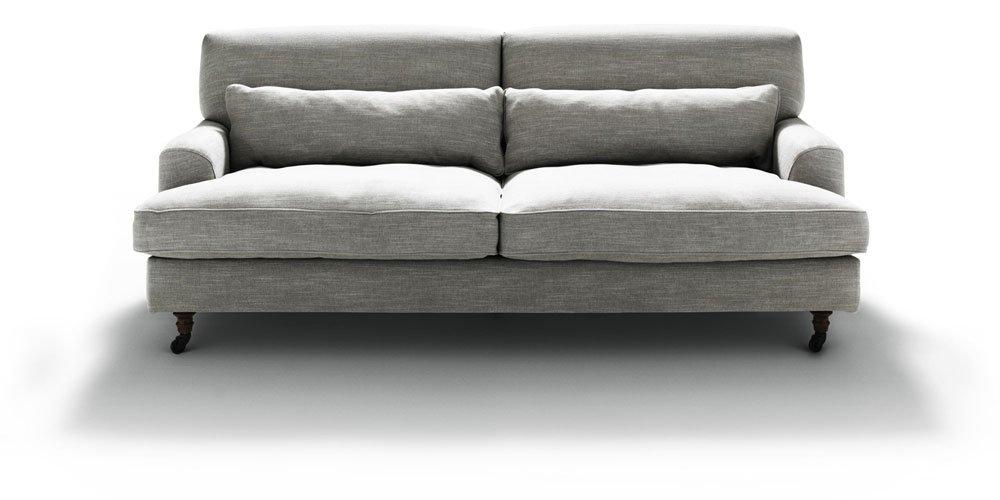 Divani tre posti divano raffles da de padova for Divano raphael