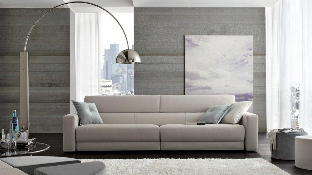 Divani tre posti divano step da doimo salotti for Divani sofa varese