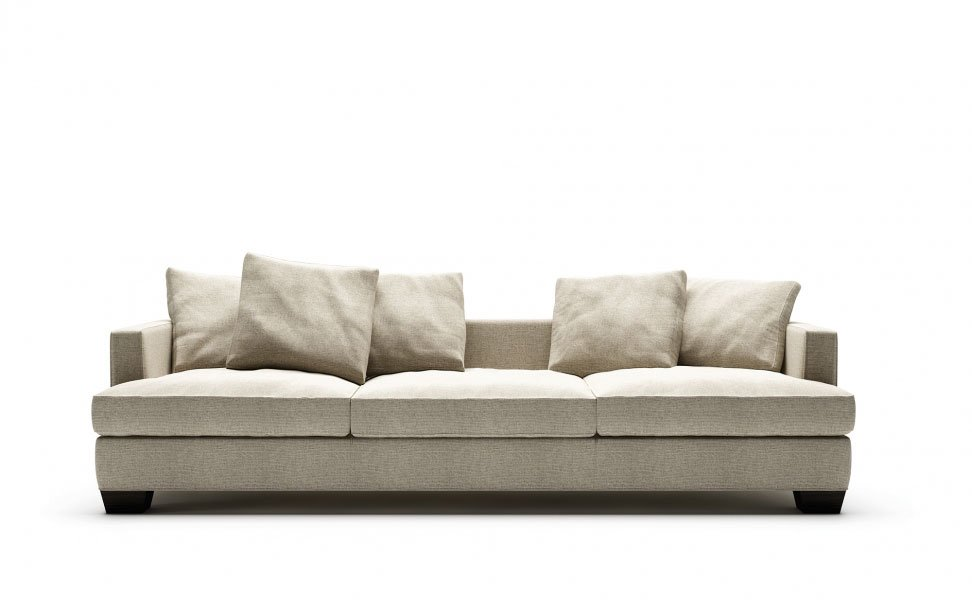 flexform drei sitzer sofas sofa eros designbest. Black Bedroom Furniture Sets. Home Design Ideas