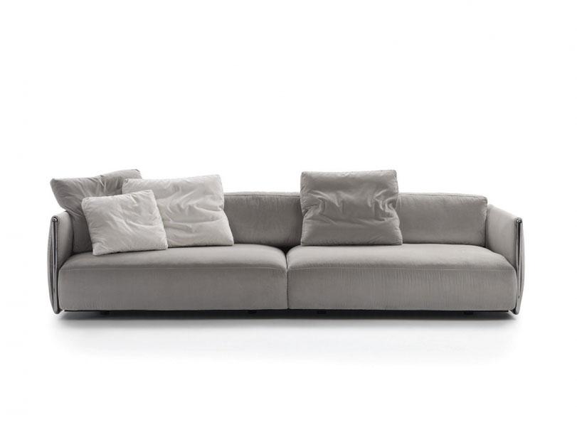 Three Seater Sofas Sofa Edmond By Flexform